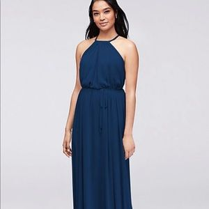 Dresses & Skirts - Marine Blue Bridesmaid Dresses from David's Bridal